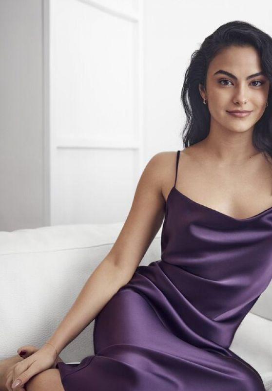 Camila Mendes - Health Magazine April 2021