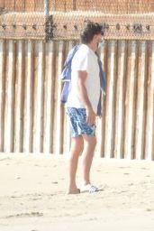 Camila Morrone and Leonardo DiCaprio - Malibu 03/29/2021