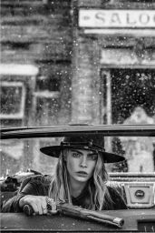 Cara Delevingne - Elevated Lifestyle Magazine Spring 2021 Issue