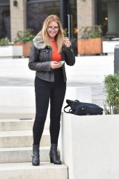 Carol Vorderman Looking Chic - London 03/09/2021