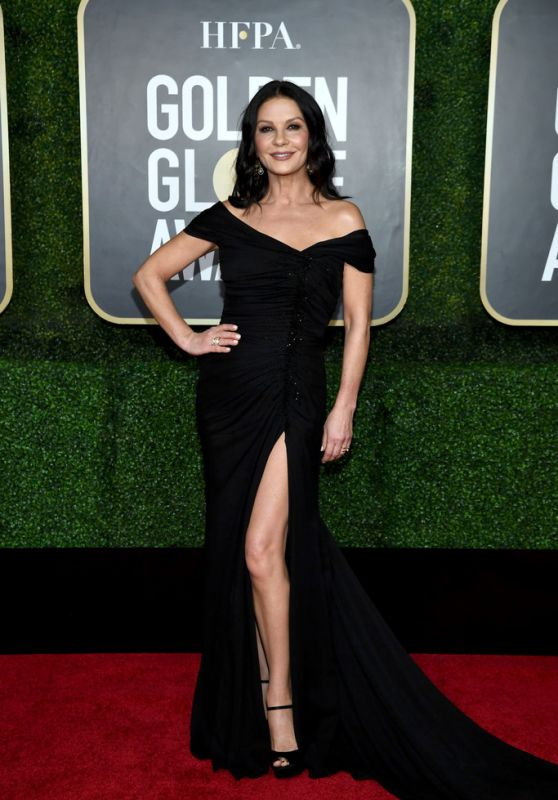 Catherine Zeta-Jones – 2021 Golden Globe Awards