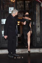 Catherine Zeta-Jones - Leaving Her Apartment in NYC 02/28/2021