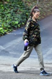 Chantel Jeffries in Casual Outfit - Los Angeles 03/09/2021