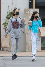 Chantel Jeffries - Out in West Hollywood 03/01/2021