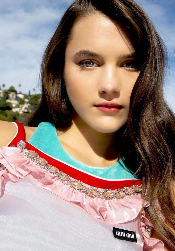 Chloe East - Interview Magazine Spring 2021 (Part III)