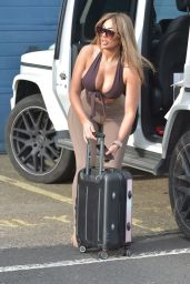Chloe Ferry - Out in Newcastle 03/11/2021
