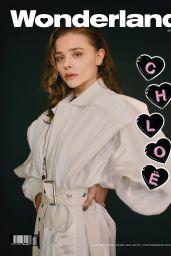Chloe Moretz - Wonderland Magazine Spring 2021