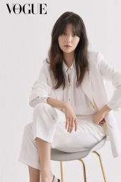 Choi Soo Young - Vogue Magazine Korea April 2021
