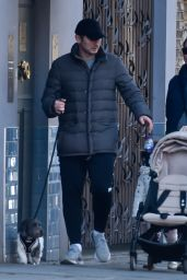 Christine Lampard - Out in Chelsea 03/01/2021