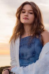 Ciara Bravo - The Face Magazine March 2021