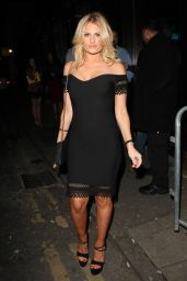 Danielle Armstrong, Jessica Wright, Chloe Sims and Frankie Essex at Luxe Nightclub in Essex 03/06/2021