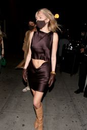 Delilah Hamlin Night Out Style 03/21/2021