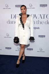 """Demi Lovato - """"Dancing With The Devil"""" Premiere in Beverly Hills"""