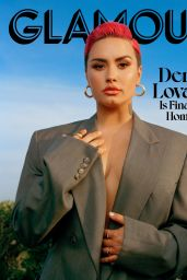 Demi Lovato - Glamour Magazine March 2021