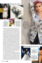 Demi Lovato - PEOPLE Magazine 04/05/2021 Issue