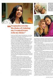 Demi Lovato - The Sunday Times Magazine 03/28/2021 Issue
