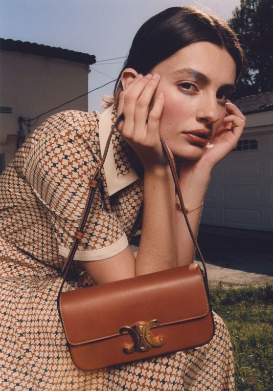 Diana Silvers - W Magazine Spring 2021