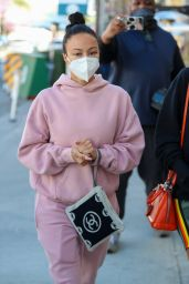 Draya Michele - Out in Beverly Hills 03/11/2021