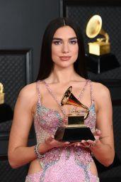Dua Lipa – Grammy Awards 2021