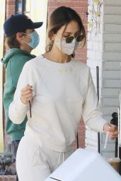 Eiza Gonzales in Casual Outfit in West Hollywood 03/27/2021
