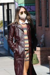 Eiza Gonzales - Out in Los Angeles 03/26/2021