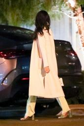 Eiza Gonzalez at Dinner in West Hollywood 03/06/2021