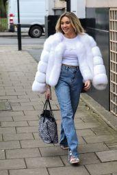 Ella Rae Wise - Photoshoot in London 03/10/2021