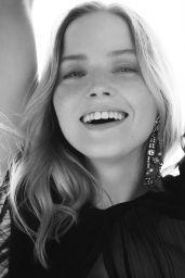 Ellie Bamber - The Sunday Times Style 03/14/2021 Photos