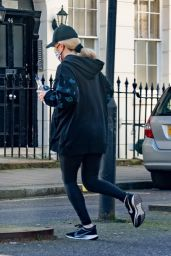 Ellie Goulding - Out in London 03/02/2021