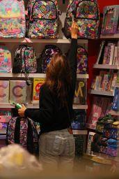 Elsa Pataky at Bondi Junction Shopping Centre in Sydney 03/17/2021