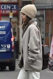Emilia Clarke - Out in East London 03/16/2021