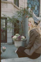 Emily Alyn Lind - Harpers Bazaar March 2021