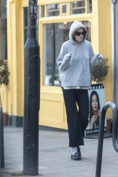 Emma Corrin - Out in North London 03/01/2021