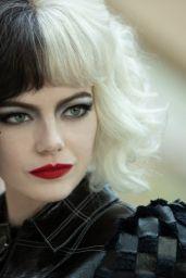 """Emma Stone - """"Cruella"""" Poster and Photos"""