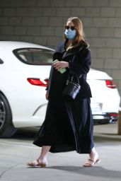 Emma Stone - Out in Santa Monica 03/04/2021