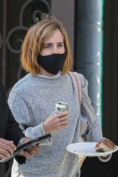 Emma Watson - Out in Beverly Hills 03/11/2021
