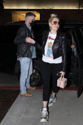 Erika Jayne at BOA Steakhouse in West Hollywood 03/13/2021