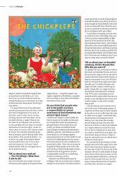 Evanna Lynch - Vegan Life Magazine April 2021 Issue