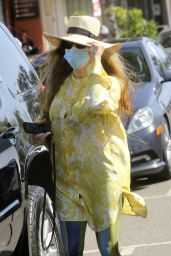 Fergie - Out in Pacific Palisades 03/01/2021