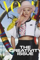 Gemma Ward - Vogue Australia March 2021 Issue