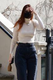 Gigi Hadid - Out in Manhattan 03/12/2021
