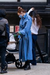 Gigi Hadid - Out in New York 03/21/2021