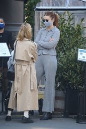 Gigi Hadid - Out in New York 03/29/2021