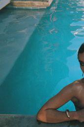 Hailee Steinfeld - Photoshoot for Hailee Steinfeld x Frankies Bikinis 2021 (more photos)