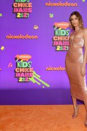 Hailey Rhode Bieber – 2021 Nickelodeon Kid's Choice Awards