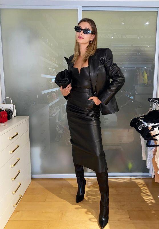Hailey Rhode Bieber Outfit 03/12/2021
