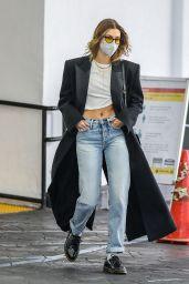 Hailey Rhode Bieber - Rnning Errands in Beverly Hills 03/09/2021