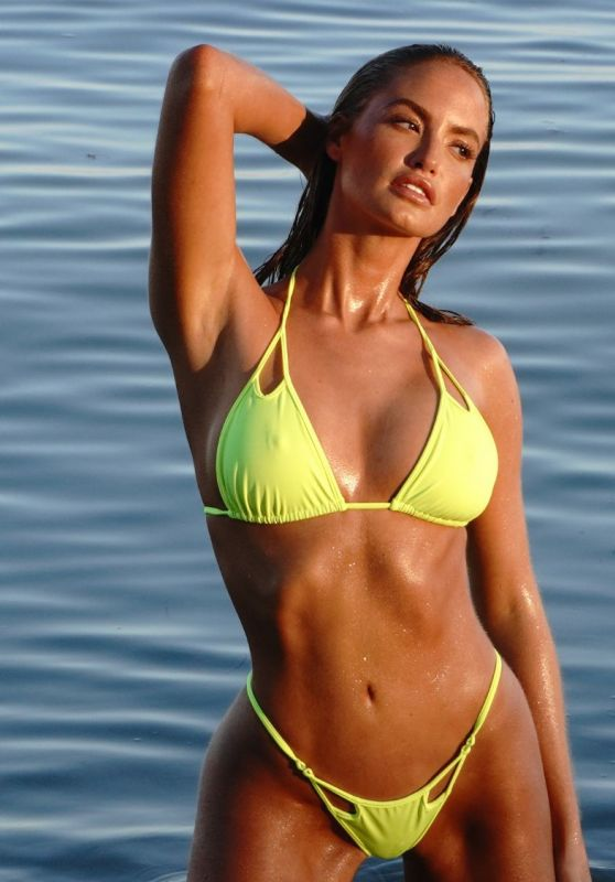Haley Kalil - Sports Illustrated Swimsuit Issue 2021