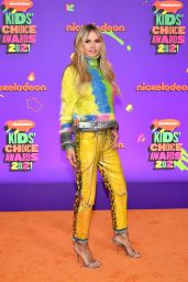 Heidi Klum – 2021 Nickelodeon Kid's Choice Awards