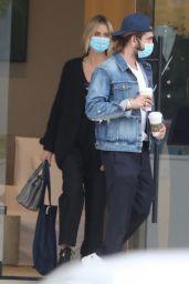 Heidi Klum - Shopping in Malibu 03/12/2021